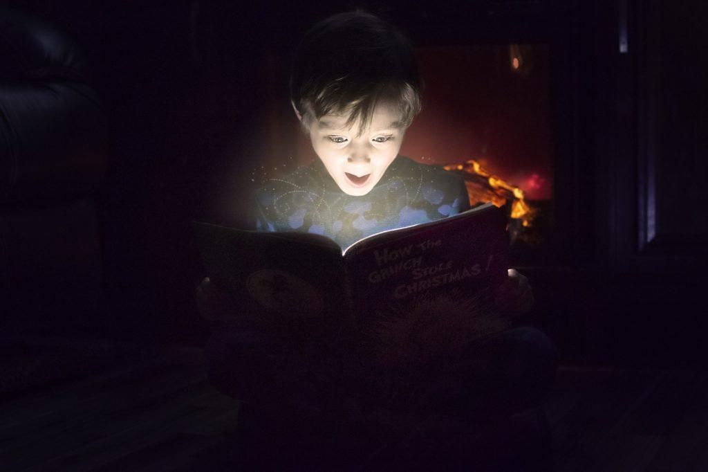 Blog para incentivar la literatura infantil
