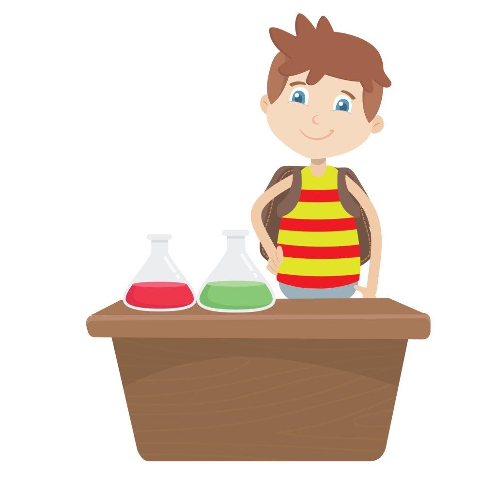Experimentos para hacer con niños pequeños